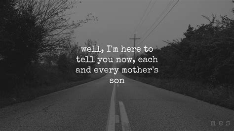 Someday Never Comes   Creedence Clearwater Revival   Lyrics ☾☀ - YouTube