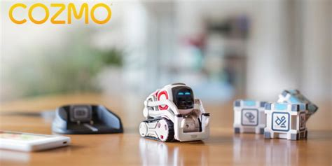 Anki marks UK Cozmo launch with collector's edition – ToyNews