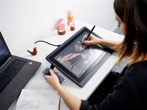 Wacom Launches the Cintiq 16 for Emerging Professionals